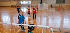 Kidsトレーニング②